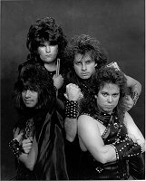 80's Christian Metal Band Photo